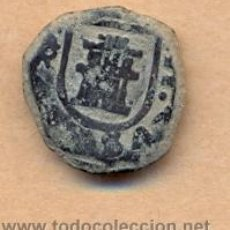 Monedas de España: MONEDA 650 FELIPE III COBRE 8 MARAVEDIS 1600 - 1620 CECA DE SEGOVIA TIPO 153 CALICÓ TRIGO 17 . Lote 37395501