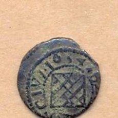 Monedas de España: MONEDA 666 FELIPE IV COBRE ARDITE CECA DE BARCELONA 1654 AR 1 GRM 16 X 17 MM TIPO 182 CALIC. Lote 37445830