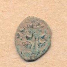 Monedas de España: MONEDA 692 FELIPE IV COBRE CECA DE VALENCIA SE LEE V DINERO 1634 - 1655 0.5 GRAMOS TIPO 260 . Lote 37514107