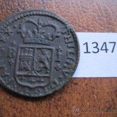Monedas de España: ESPAÑA , 1 MARAVEDI 1720 BARCELONA , FELIPE V. Lote 37542640