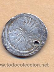 Monedas de España: MONEDA 774 FERNANDO E ISABEL PLATA 1/2 REAL SIN FECHA SIN MARCA DE CECA ACUÑADA ANTES DE LA PR - Foto 2 - 37826416