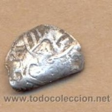 Monedas de España: MONEDA 778 FERNANDO E ISABEL PLATA 1/4 REAL CECA DE ZARAGOZA DOBLADA 1474 - 1504 17 MM 0.5 G. Lote 37843966