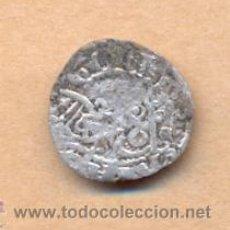Monedas de España: MONEDA 782 JAIME I PLATA DINERO CECA DE ZARAGOZA 17 X 17 MM 0.5 GRAMOS CERTIFICADO 4 EUROS. Lote 45964333