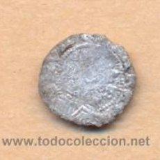 Monedas de España: MONEDA 783 FERNANDO E ISABEL PLATA 1/4 REAL CECA DE BURGOS SE LEE B - MARCA DE CECA EN REVERSO. Lote 37844843