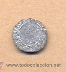 Monedas de España: MONEDA 783 FERNANDO E ISABEL PLATA 1/4 REAL CECA DE BURGOS SE LEE B - MARCA DE CECA EN REVERSO - Foto 3 - 37844843