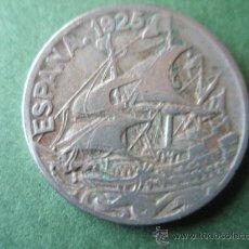 Monedas de España: -MONEDA DE ESPAÑA-25 CENTIMOS-1925-25 MM.D-.. Lote 37891953