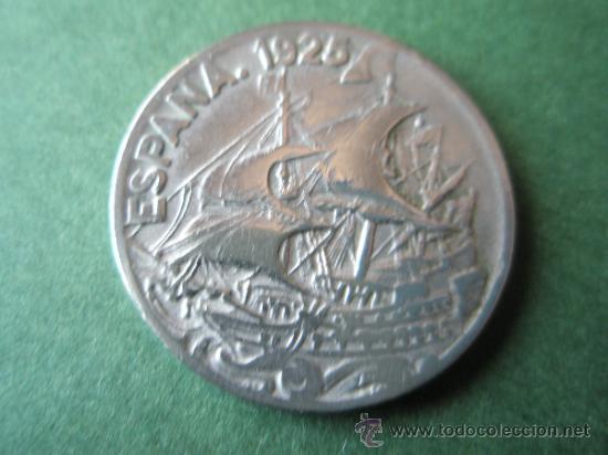 Monedas de España: -MONEDA DE ESPAÑA-25 CENTIMOS-1925-25 MM.D-. - Foto 2 - 37891953