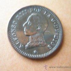 Monedas de España: -MONEDA DE ESPAÑA-2 CENTIMOS-ALFONSO XIII-1912*12-COBRE-PERFECTA-.. Lote 37955675
