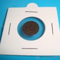Monedas de España: MONEDA DE COBRE ESPAÑA 1 CENTIMO, GOBIERNO PROVISIONAL 1870. Lote 38022112