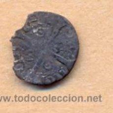 Monedas de España: MONEDA 812 LEVANTAMIENTO DE CATALUÑA COBRE DINERO SE LEE S O SIN FECHA PESO SOBRE 0.5 GRAMOS. Lote 38153450