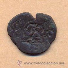 Monedas de España: MONEDA 814 FELIPE IV COBRE RESELLO 1637 SE LEE A G TIPO 267 CALICÓ TRIGO PESO SOBRE 6 GRAMOS. Lote 38154387