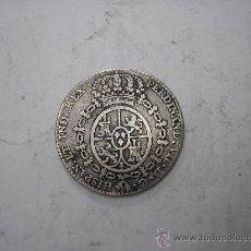 Monedas de España: MEDALLA DE ACLAMACIÓN DE PLATA , MODULO DE 2 REALES DE 1808.MADRID. FERNANDO VII. Lote 38217608