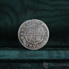 Monedas de España: FELIPE V - 1 REAL DE PLATA - MADRID - 1738. Lote 38366024