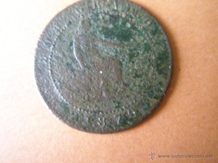 -MONEDA DE ESPAÑA-2 CENTIMOS-1870-COBRE-21 MM.D-. (Numismática - España Modernas y Contemporáneas - De Isabel II (1.834) a Alfonso XIII (1.931))