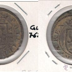 Monedas de España: MONEDA DE FELIPE III. 8 MARAVEDÍS DE SEGOVIA. 1606. MBC. (CALICÓ 762). F3-7. Lote 39632375