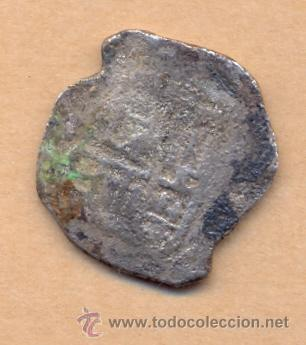 MONEDA 893 FELIPE II PLATA REAL DE A 4 CECA DE LA PLATA SIN FECHA TIPO 225 CALICÓ TRIGO MEDID (Numismática - España Modernas y Contemporáneas - De Reyes Católicos (1.474) a Fernando VII (1.833))