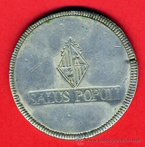 Monedas de España: MONEDA 30 SOUS 1821 PALMA MALLORCA , FERNANDO VII , MBC , PLATA, ORIGINAL,M1094 - Foto 2 - 39970459