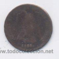 Monedas de España: ISABEL II- 4 MARAVEDIS- 1836-JUBIA-RARA. Lote 40473595