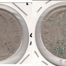 Monedas de España: MONEDA DE 2 REALES DE CARLOS III ACUÑADA EN MADRID EN EL AÑO 1777. ENSAYADOR PJ. PLATA. BC. (C3-37).. Lote 41305900