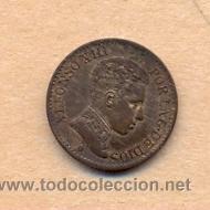 BRO 5 - ALFONSO XIII 1 CENTIMO 1906 (6) MADRID SLV E.B.C. (Numismática - España Modernas y Contemporáneas - De Isabel II (1.834) a Alfonso XIII (1.931))