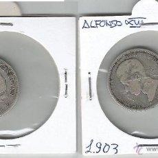 Moedas de Espanha: 1 PESETA 1903. Lote 43585029