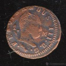 Monedas de España: FERNANDO VII. 1 MARAVEDI. PAMPLONA, NAVARRA. 1829. Lote 43971241