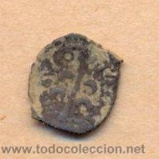 Monedas de España: BRO 143 - FELIPE III COBRE DINERO CECA DE VALENCIA SE LEE IS ANVERSO AÑO 1610 TIPO 172 CALICO. Lote 44143373