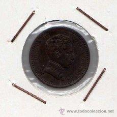 Monedas de España: ALFONSO XIII : 2 CÉNTIMOS 1904 (04) SMV MBC. Lote 44329547