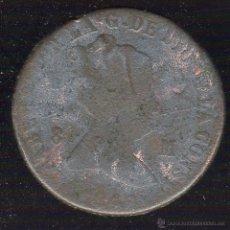 Monedas de España: ISABEL II. 8 MARAVEDIS. 1842?. JUBIA. Lote 44333700