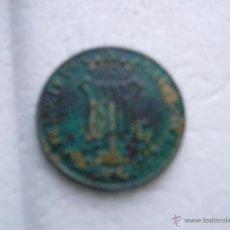 Monedas de España: 6 QUARTOS DE ISABEL II,1839. Lote 44803162