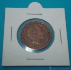 Monedas de España: MONEDA CINCO CENTIMOS ALFONSO XII 1878 COBRE. Lote 45230958
