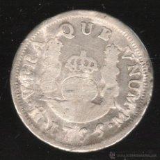 Monedas de España: COLUMNARIO. 1 REAL. 1755. FERNANDO VI. MEJICO. Lote 45511353
