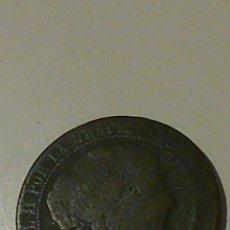 Monedas de España: MONEDA DE ISABEL II 1868. Lote 45578966
