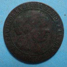 Monedas de España: ISABEL II 1 CENTIMO DE ESCUDO 1867. Lote 45597658