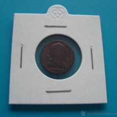 Monedas de España: MONEDA DE COBRE 2 MARAVEDIS AÑO 1777 CECA SEGOVIA. Lote 45677860