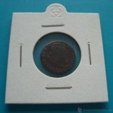 Monedas de España: ANTIGUA MONEDA DE COBRE 2 MARAVEDIS AÑO 1825 CECA SEGOVIA. Lote 45678062