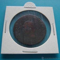 Monedas de España: MONEDA DE COBRE 8 MARAVEDIS 1820. Lote 45678336