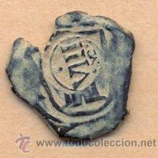 Monedas de España: BRO 226 - FELIPE IV - COBRE RESELLO TIPO 267 CALICÓ TRIGO XII MARAVEDIS 1636 - 1659 25 X 23 MM PESO . Lote 45720029