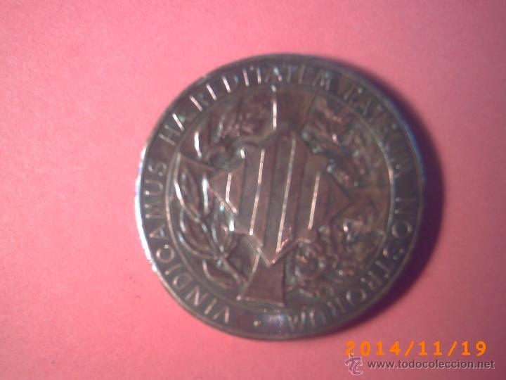 Monedas de España: MONEDA UNIO CATALANISTA AÑO 1900 -COBRE-CATALUÑA- MONETIFORME DE 10 CTMOS. Diámetro 29mm Peso 10 gr - Foto 2 - 46334432