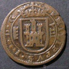 Monedas de España: FELIPE III - 8 MARAVEDIS 1619 SEGOVIA . Lote 46488450