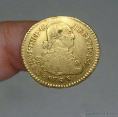 Monedas de España: 1 ESCUDO. ORO. CARLOS IV. POPAYAN - 1795 - JF. Lote 46572267