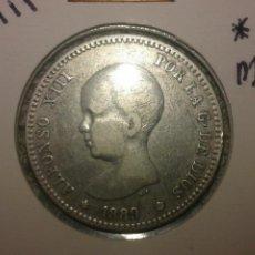 Monedas de España: 1 PESETA 1889 MBC. Lote 47383854