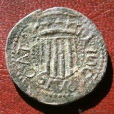 Monedas de España: MANRESA SISE 1642 MBC GUERRA DELS SEGADORS N AL REVES CRUSAFONT 100 C MEJOR EN MANO . Lote 47391010
