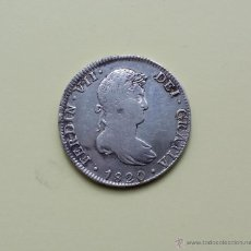 Monedas de España: 8R FERNANDO VII 1820 MEXICO. Lote 47866205