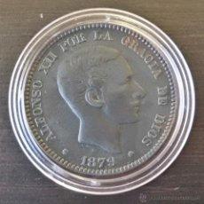 Monedas de España: 10 CÉNTIMOS 1879, ALFONSO XII. Lote 47933317