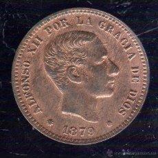 Monedas de España: ALFONSO XII. 5 CENTIMOS. 1879. S/C. Lote 48295390