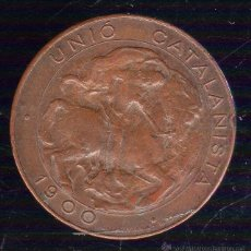 Monedas de España: MONEDA. UNION CATALANISTA. EBC. 1900. 10 CENTIMOS. Lote 48412840