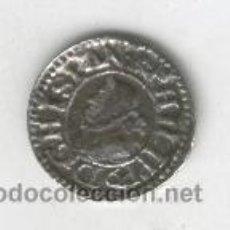 Monedas de España: MONEDA CATALANA MEDIO MIG CROAT FELIP II FELIPE III AÑO 1611 BARCELONA CALICO 534 PRECIOSO RARO ASI. Lote 48499252