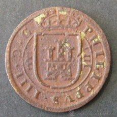 Monedas de España: FELIPE IV - 8 MARAVEDIS 1625 SEGOVIA. Lote 48628674