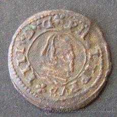 Monedas de España: FELIPE IV - 4 MARAVEDIS 1663 SEGOVIA. Lote 48628792